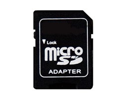 Adapter pro micro SD karty