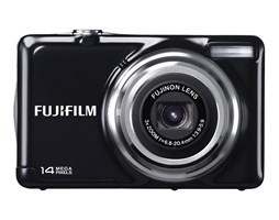 FUJIFILM FinePix JV300 black