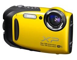 FUJIFILM FinePix XP70 yellow