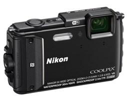 Nikon COOLPIX AW130 black
