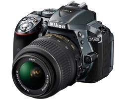 Nikon D5300 + 18-55 AF-S DX VR II