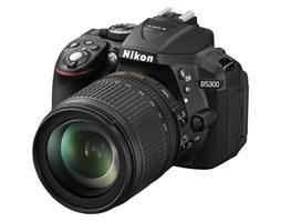 Nikon D5300 + 18-105 AF-S DX VR + 16GB SDHC 45MB/s