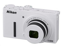Nikon COOLPIX P340 Urban Kit - White
