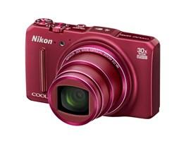 Nikon COOLPIX S9700 red