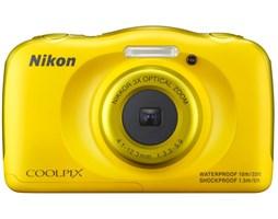 Nikon COOLPIX W100 yellow backpack kit