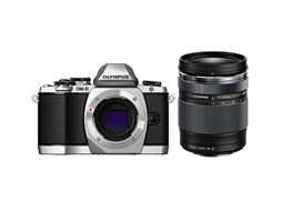 Olympus E-M10 Mark II 14-150 II kit silver/black
