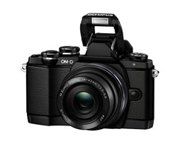 Olympus E-M10 Mark II 14-150 II kit black/black