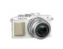 Olympus E-PL7 Portrait Kit silver