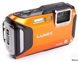 Panasonic LUMIX DMC-FT5 orange