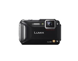 Panasonic LUMIX DMC-FT5 black