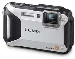 Panasonic LUMIX DMC-FT5 silver