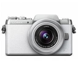 Panasonic LUMIX DMC-GF7 silver + 12-32mm