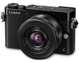 Panasonic LUMIX DMC-GM5 black + 12-32mm