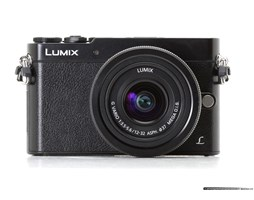 Panasonic LUMIX DMC-GM5 black + 15mm
