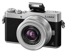 Panasonic LUMIX DMC-GX800 silver + 12-32 mm