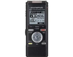 Olympus digitální záznamník WS-833-E1 black