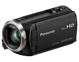 Panasonic HC-V260EP-K black