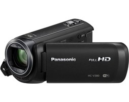 Panasonic HC-V380EP-K black