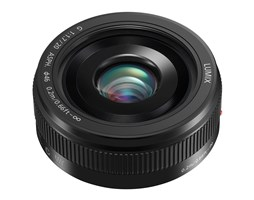 Panasonic Lumix G pancake 20 mm F1.7 ASPH