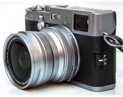 FujiFilm WCL-X100 Silver
