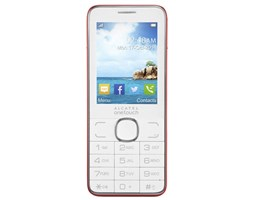 ALCATEL ONETOUCH 2007D, Red