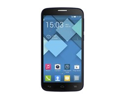 ALCATEL ONETOUCH 7041D POP C7, Bluish Black