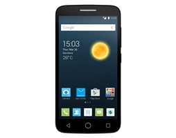 ALCATEL ONETOUCH 7044X POP 2 (5) PREMIUM, Black
