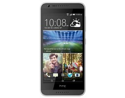 HTC Desire 620G Matte Grey / Light Grey Trim
