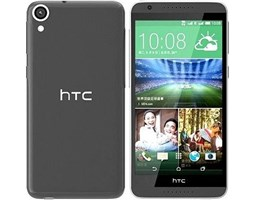 HTC Desire 820 Dark Grey / Light Grey Trim