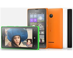Microsoft Lumia 435 DS White
