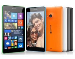 Microsoft Lumia 535 SS Cyan