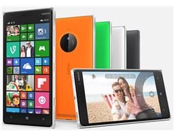 NOKIA Lumia 830 Bright Orange