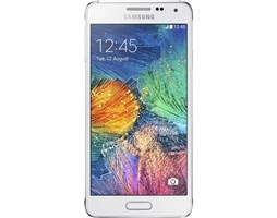 Samsung G850 Galaxy Alpha White