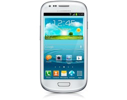 Samsung Galaxy SIII Mini Marble White IT