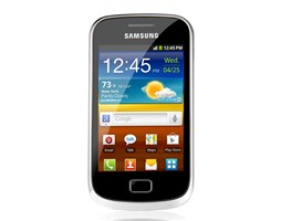 Samsung S6500 Galaxy Mini 2 Yellow