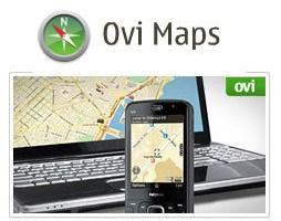 NOKIA navigace - licence Ovi Mapy 1rok Evropa