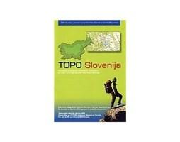 Garmin mapa TOPO Slovinsko