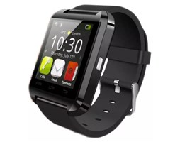 Chytré hodinky EW03 s dotykovým displejem, Black