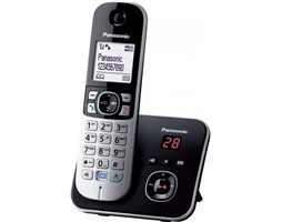 Panasonic KX-TG6821FXB (černý) záznamník